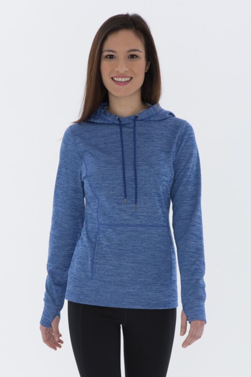 - Hoodie chiné (polyester) L2033